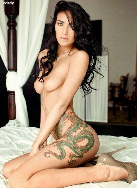 Sofia Rau for XXL