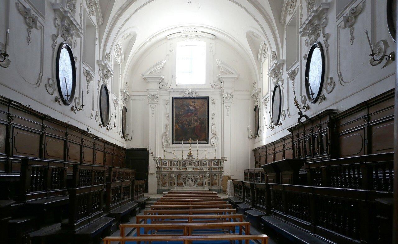 Ischia, Forio. Chapel of the Brotherhood of Loreto (Arciconfraternita di Santa Maria di Loreto)