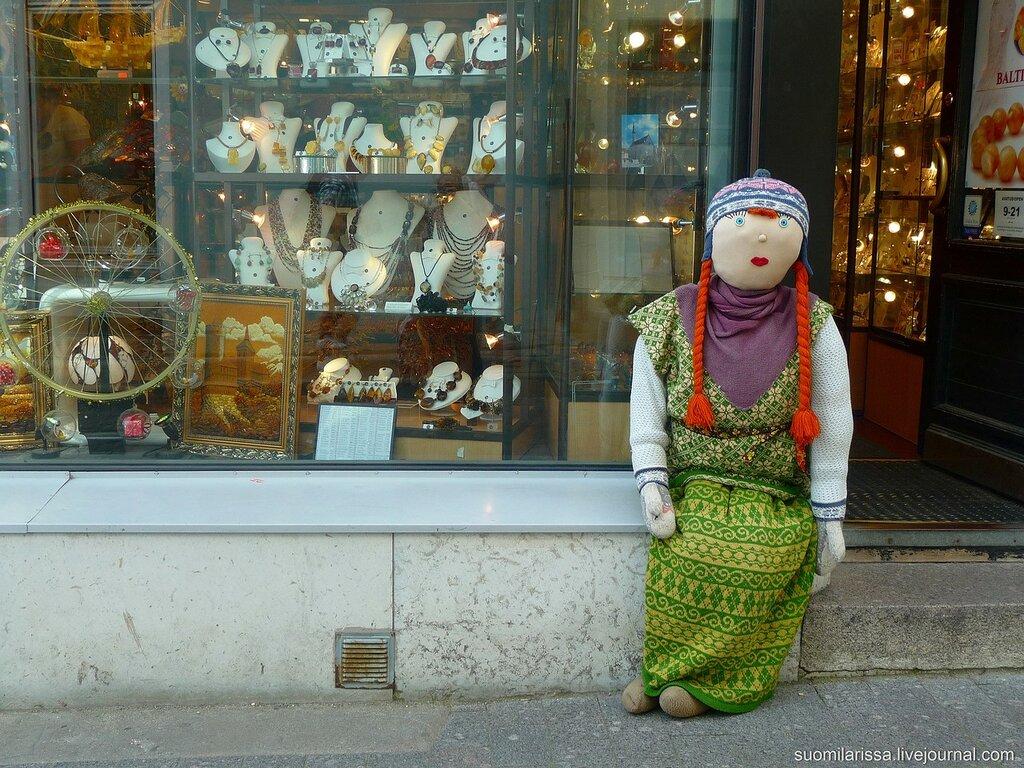Таллинские красотки.