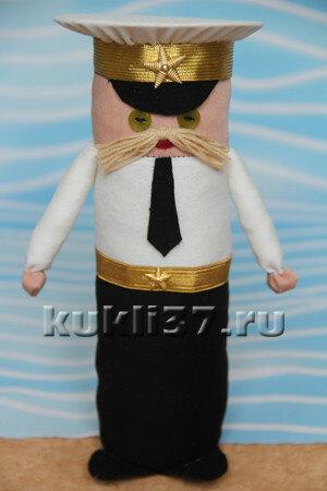 кукла в подарок на 23 февраля