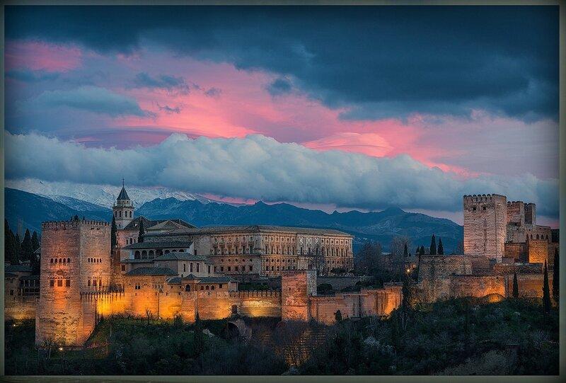 14. Альгамбра(Гранада, Испания).JPG