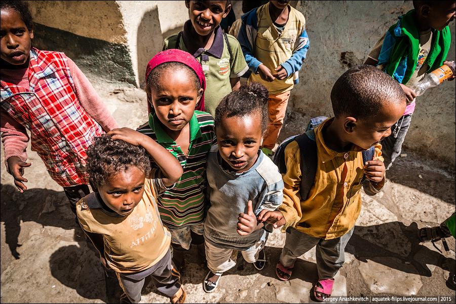 Дети Африки / Africans kids