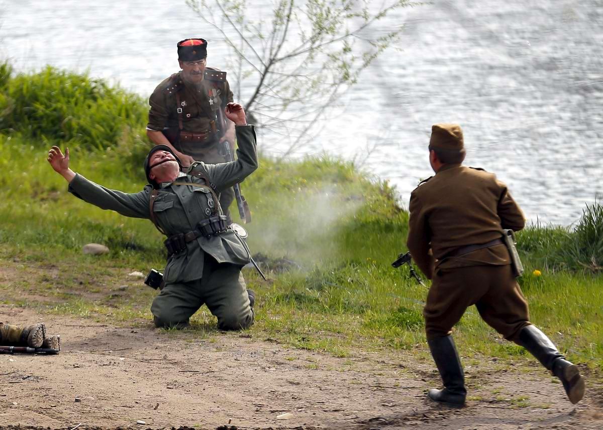 Освобождение чешской Остравы Советскими войсками: реконструкция событий весны 1945 года (15)