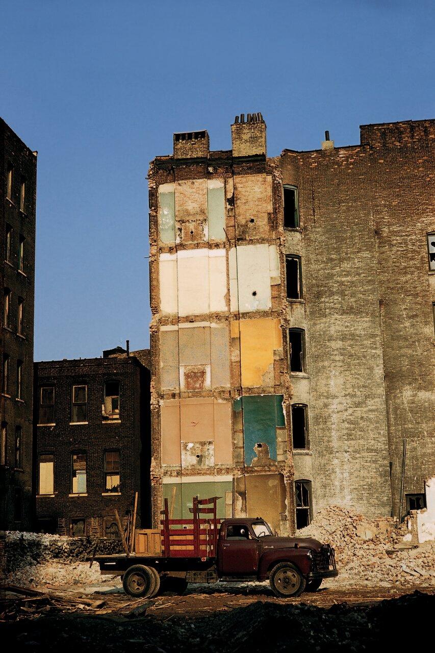 1957. Нью-Йорк. Гринвич-Виллидж
