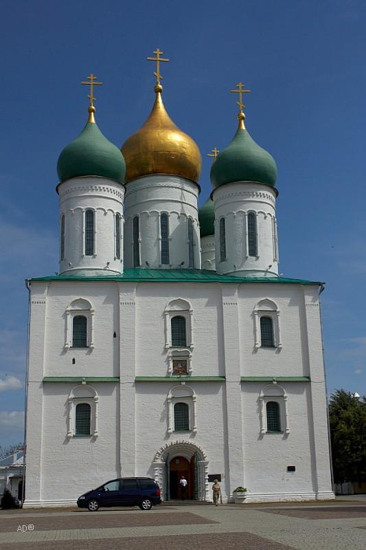 Собор Успения Пресвятой Богородицы в Коломне