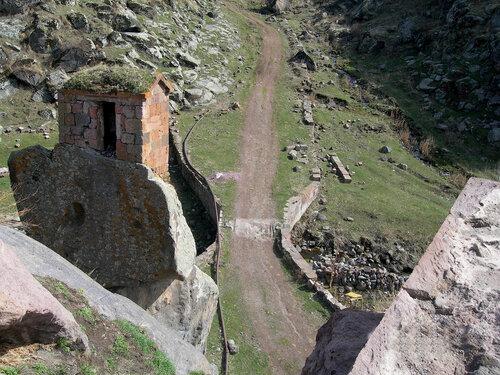 Часовня в Монастыре Арич XIII в, Армения