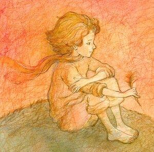 Маленький принц в исполнении Татьяны Казимирук