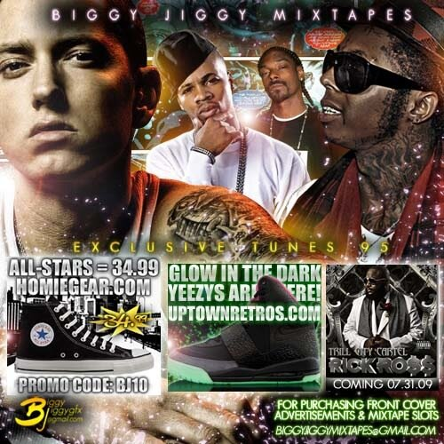 Biggy Jiggy Mixtapes - Exclusive Tunes 95