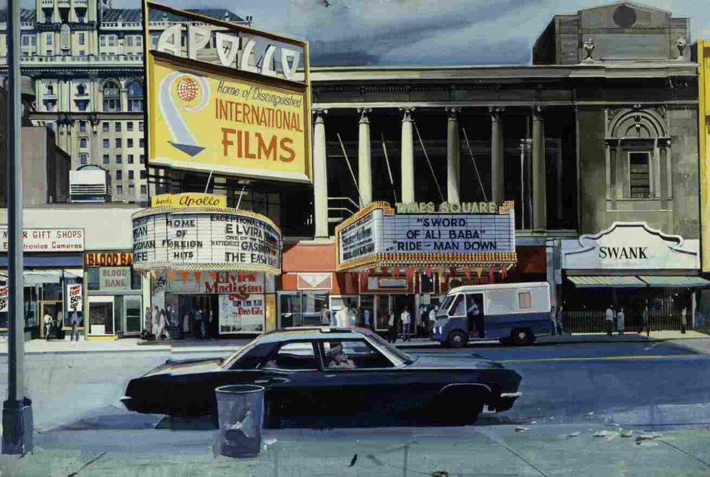 The Naked City, Richard Estes80.jpg