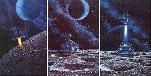 Великая страна СССР,Луна-16