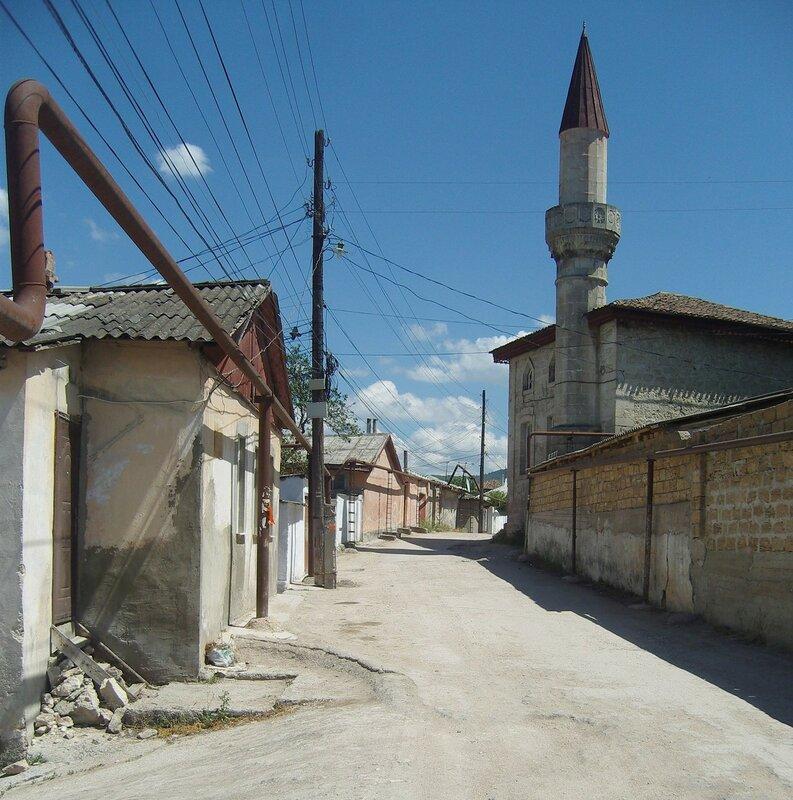 мечеть Молла Мустафа Джами