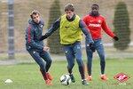 Спартак готовится к матчу с Арсеналом