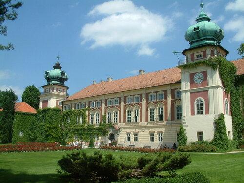 Ланьцутский замок