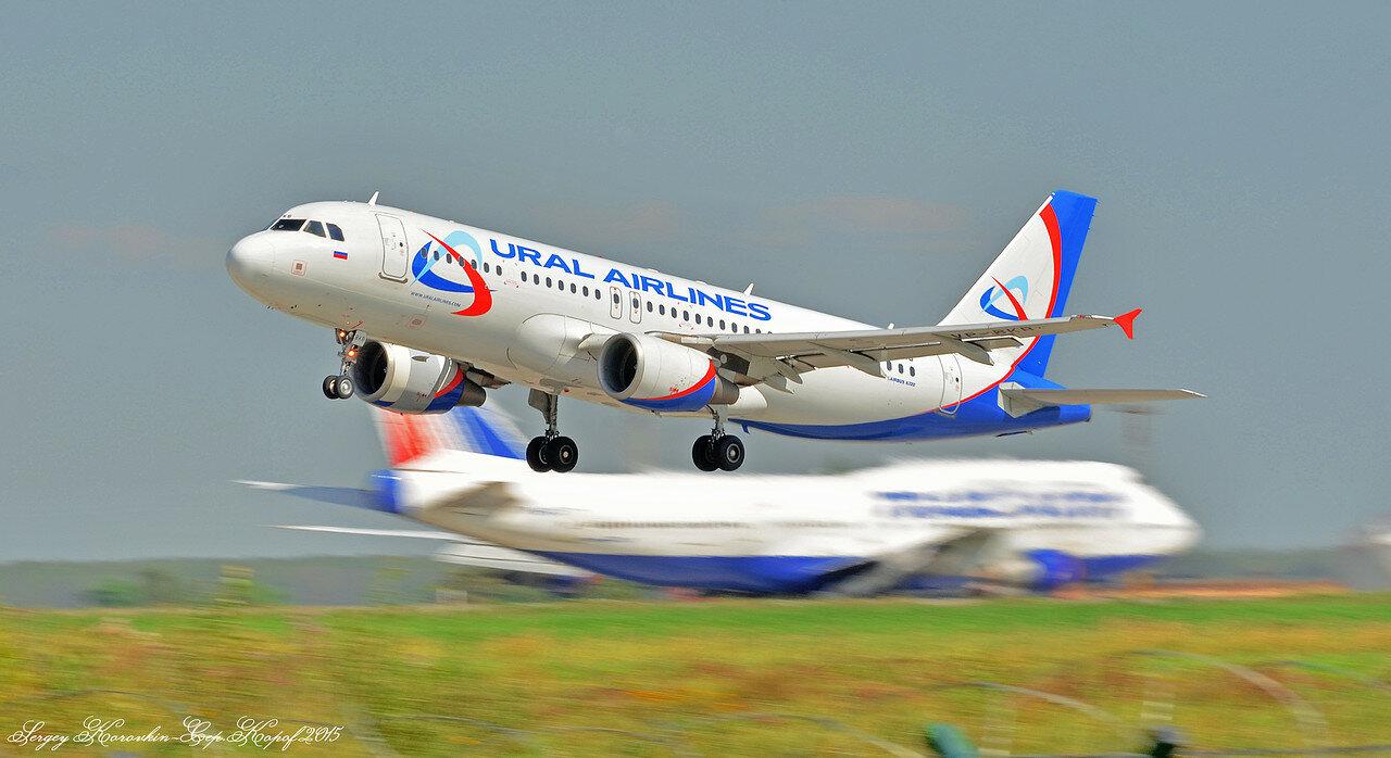 VP-BKB Airbus A320-214 Ural Airlines.JPG