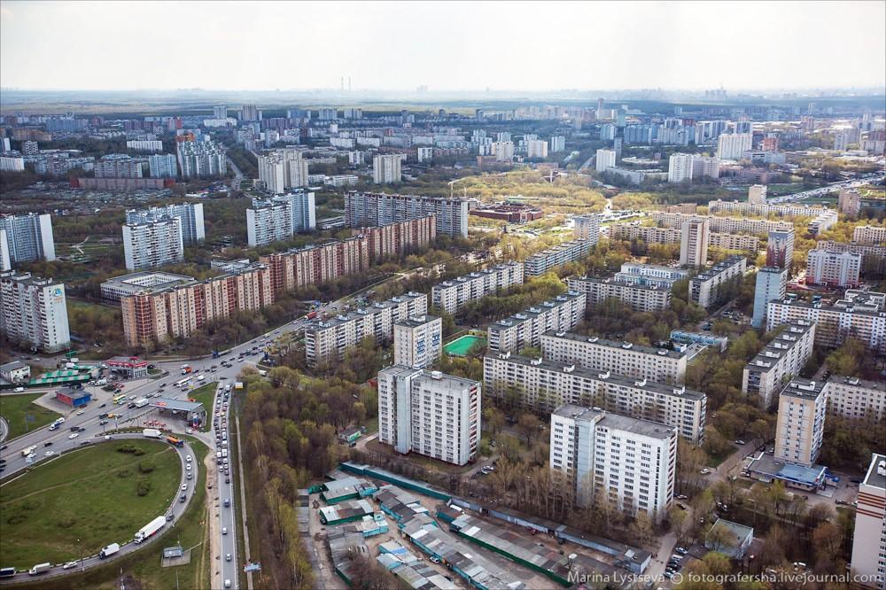 45. Осташковская улица, поворот на Северодвинскую.