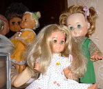 немецкие куклы 70х -90х