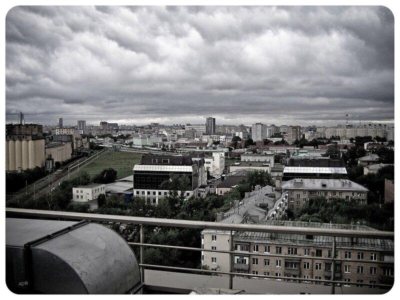 Соединительная железнодорожная ветвь между Казанским и Ленинградским направлениями