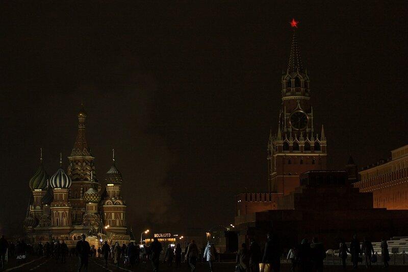 Призраки Красной площади