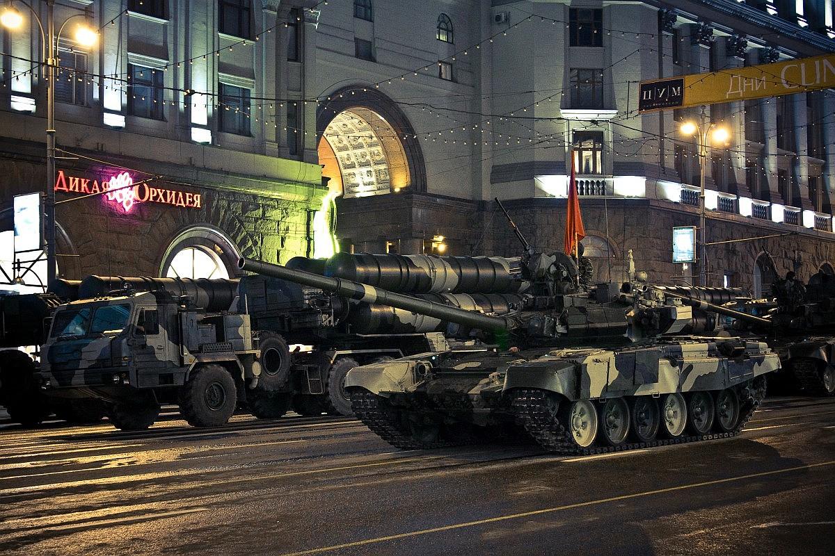 БТР-80 — советский бронетранспортёр