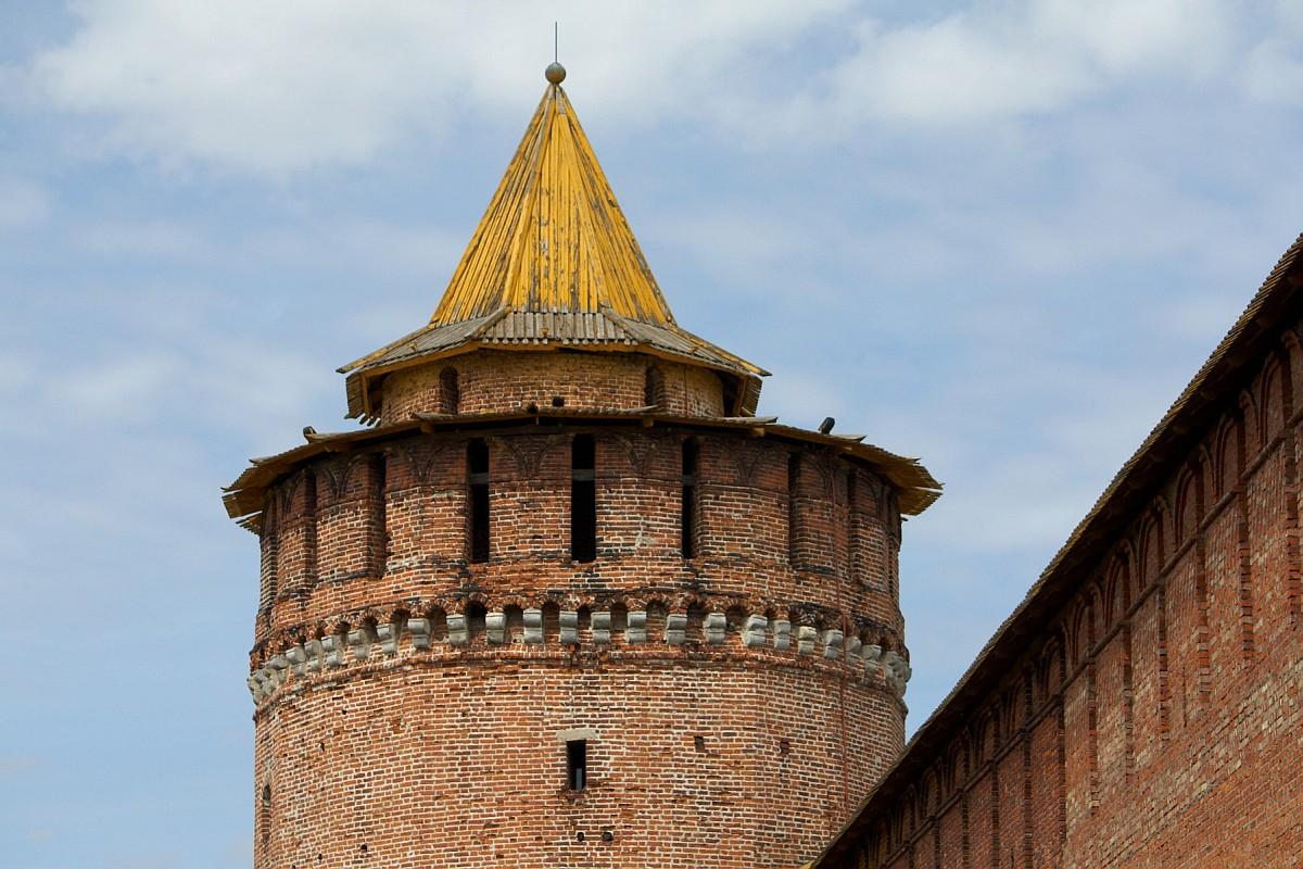 Грановитая башня