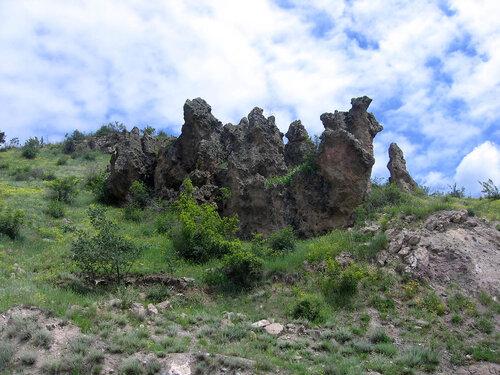 Скалы, Карабах