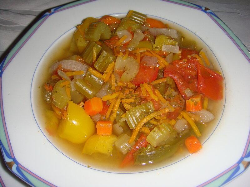 рецепты супов при диете для похудения
