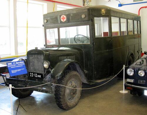 ЗИС 11 Автобус, СССР, 1938 год