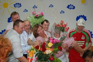 Семинар Любани в Кемерово, лето 2009