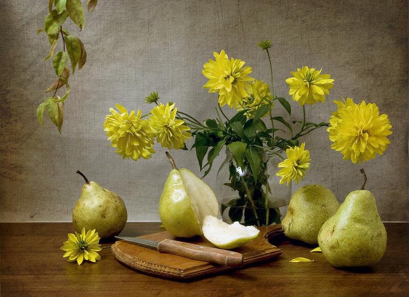 Этим я до конца дозреть не дам - съем раньше.  Деликатесный фрукт.  Мне груши нравятся. bsu2009 (06 Март 2011 - 22:37)...