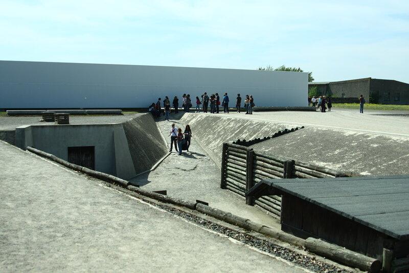 концлагерь под Берлином «Заксенхаузен»