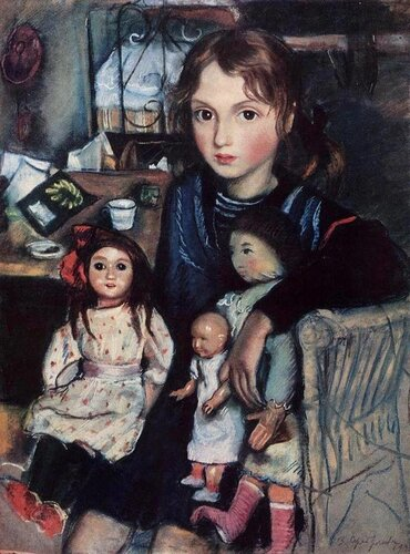 235 и одна кукла взято из блога nashenasledie