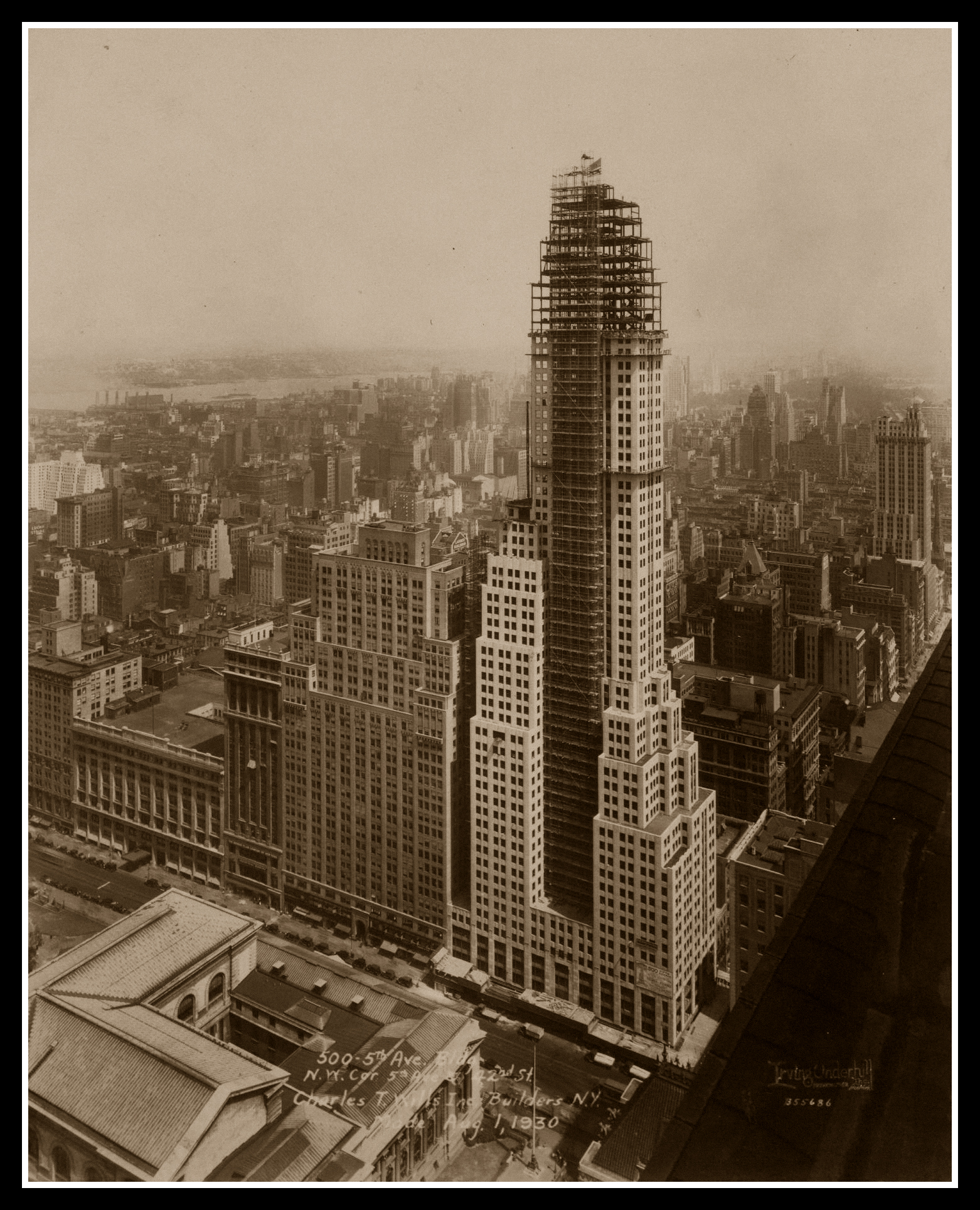History New York 20th Century