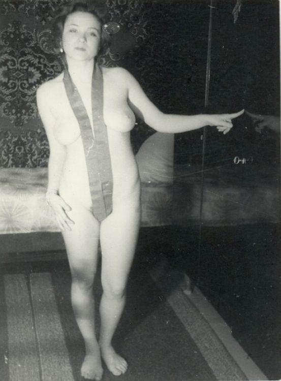 Интимные фото 80х годов