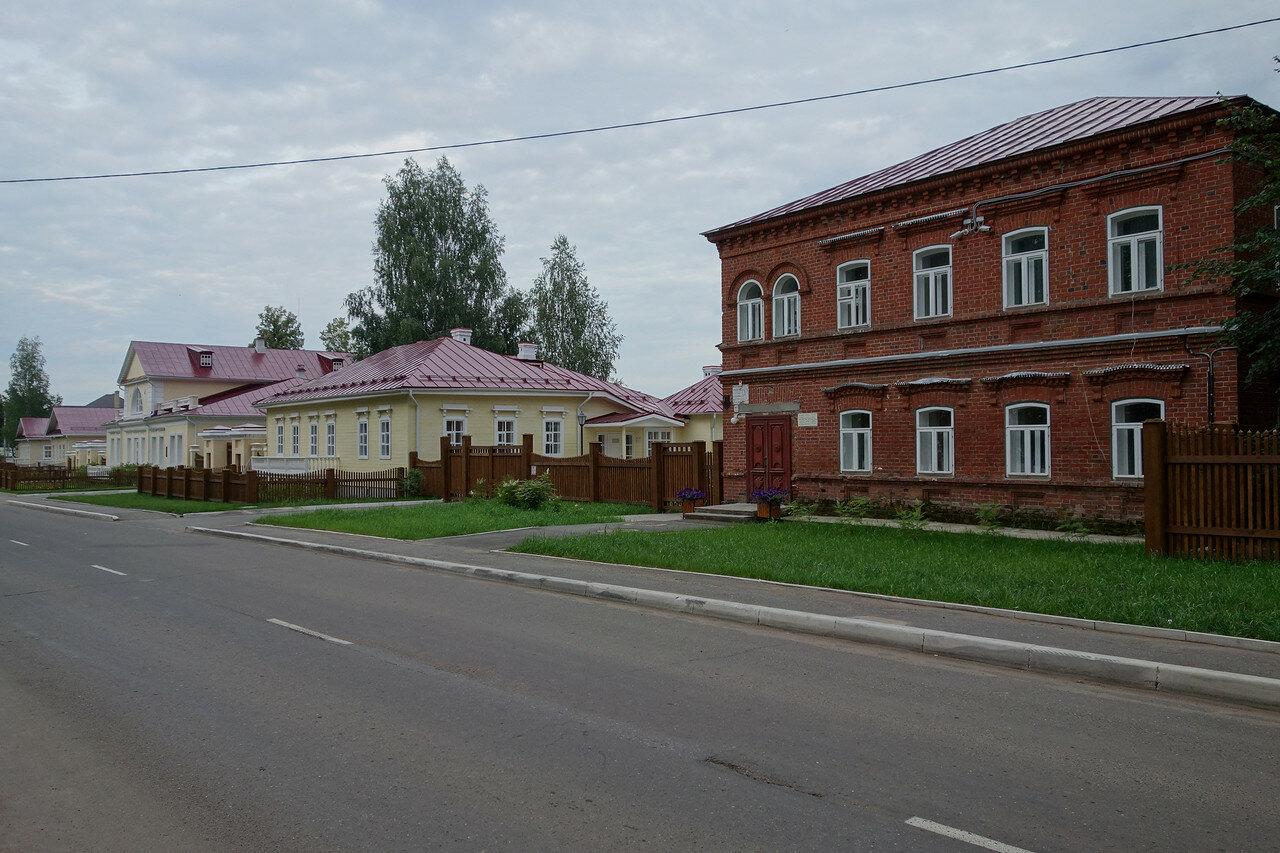 музей-усадьба Чайковского