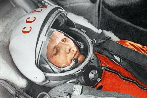 Поехали: 55 лет со дня первого полета Юрия Гагарина в космос