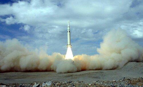 Китай пугает США своими испытаниями новой ракеты