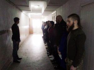 Идеологический выучку Тернопольского ячейки