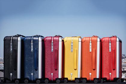 Louis Vuitton представил инновационные чемоданы