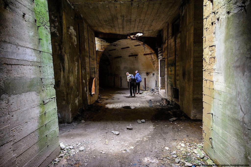 Поход к развалинам Объекта 221