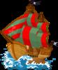 Клипарт морской
