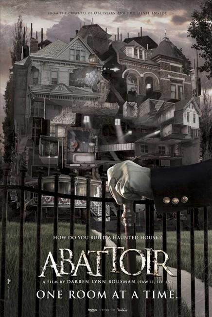 ����� ������� / Abattoir (2016)