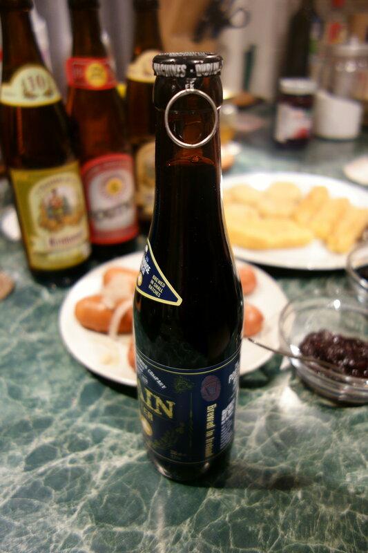 Кухня: Чешские закуски к пиву