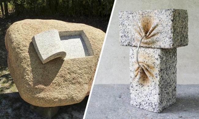 Скульптуры — это не только голые нимфы