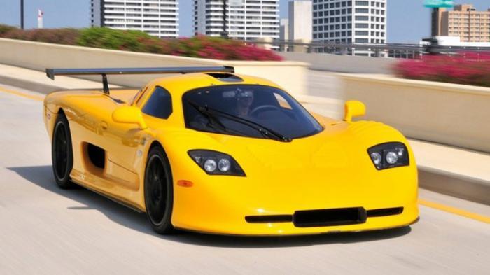 Shelby Series I Легендарный Кэррол Шелби был автором несколких самых выдающихся спортивных автомобил