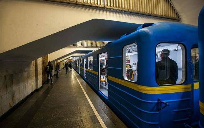 Из-за футбольного матча вКиеве могут ограничить вход внекоторые станции метро
