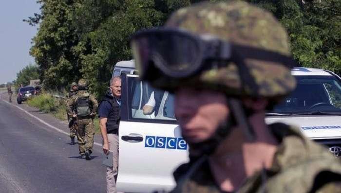 Миссия ОБСЕ «собирает манатки» изсвоего офиса вДонецке