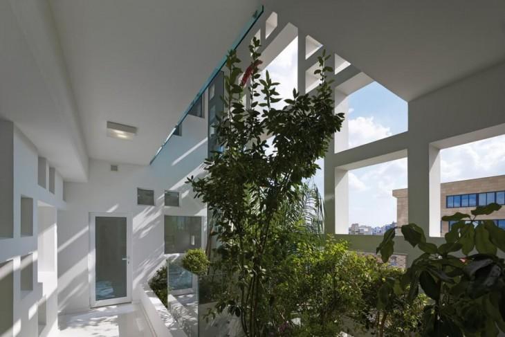 White Walls by Jean Nouvel