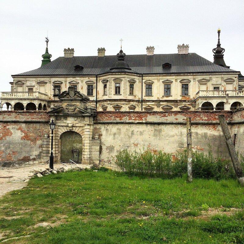 Пидгорецкий замок