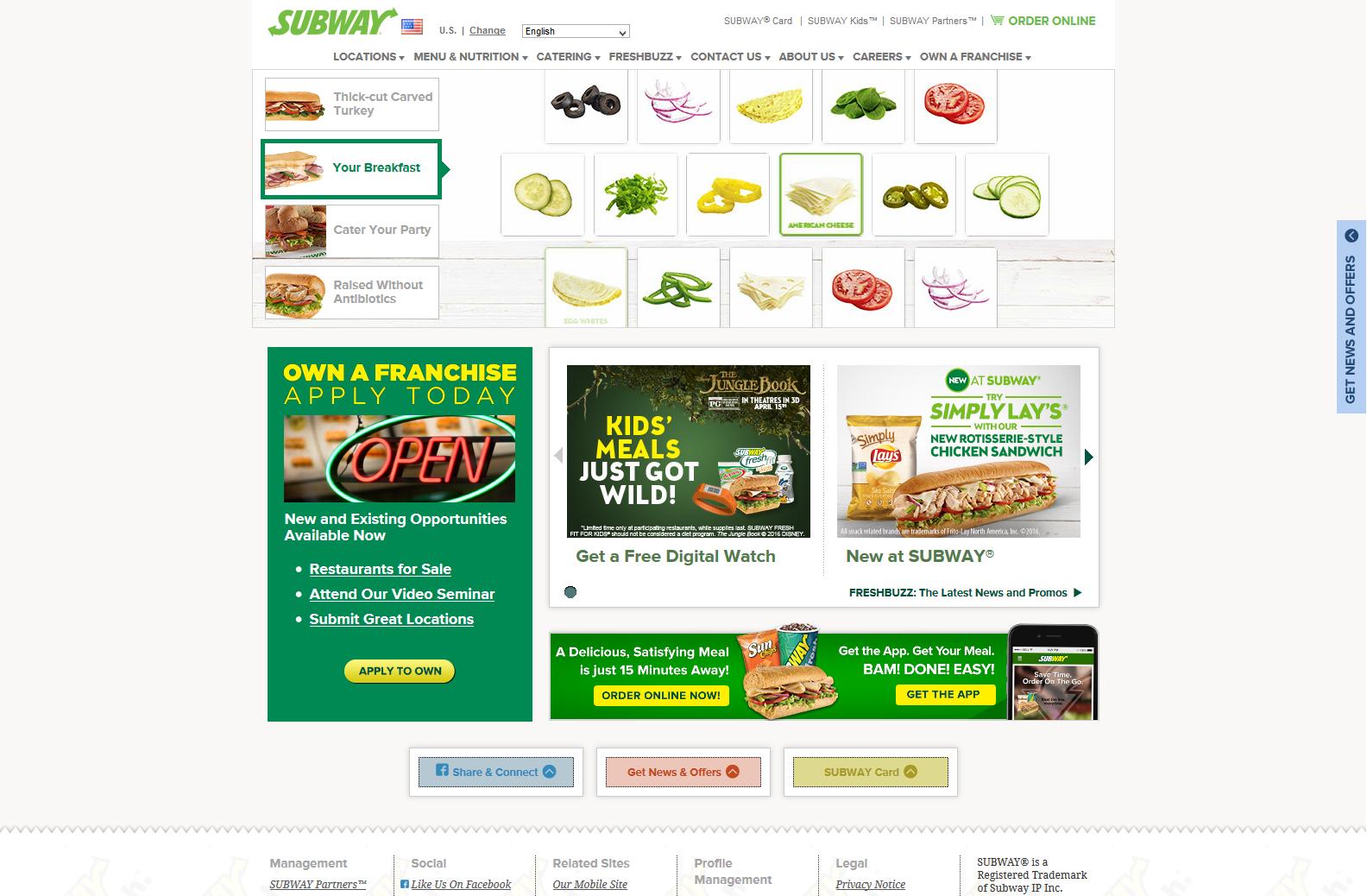 Зеленый - идеальный цвет для ресторанного бизнеса
