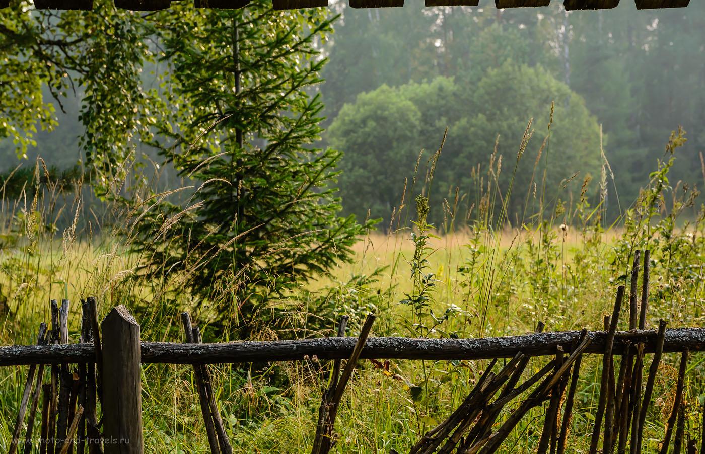 Фотография 35. Пейзаж в Оленьих ручьях. Отзывы туристов о походе по маршруту к скале Карстовый мост. 1/160, -0.67, 8.0, 640, 70.